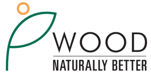 Wood Naturally Better logo