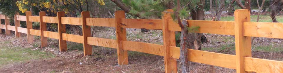 Post-and-rail-fence-cypress