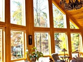 Modern Home Room Windows