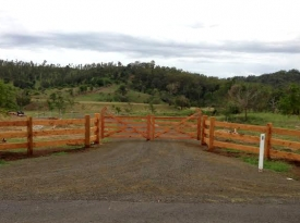 post-and-rail-with-timber-gates